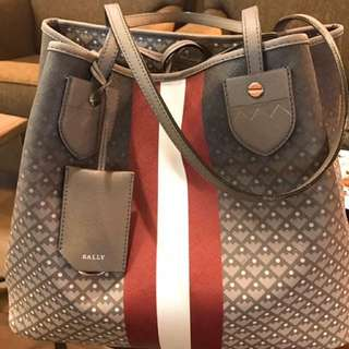 PRELOVED BALLY BAG AUTHENTIC