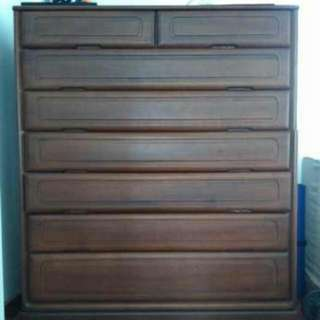 8-drawer Chest of Drawers (repriced)