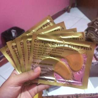 Masker Mata (Collagen Eyelid Patch)