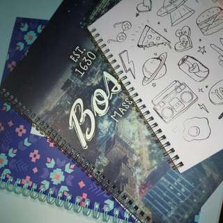 3 Typo Notebooks Cheaper Sold Together