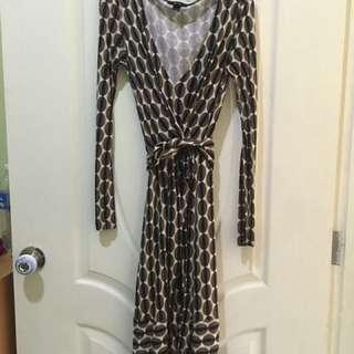 MNG Knee Length Dress