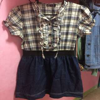 Next Jeans Dress