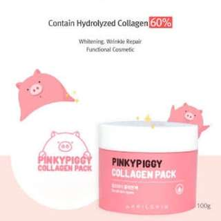Authentic Pinky Piggy Carbonated Pack