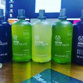 Parfum EDT Man The Body Shop