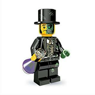Lego Minifigures Series 9 - Mr Good And Evil