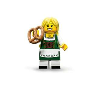 Lego Minifigures Series 11 - Pretzel Girl