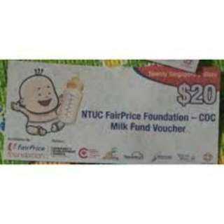 Looking For Milk Fund Voucher