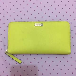 Kate Spade Waller Yellow (authentic)