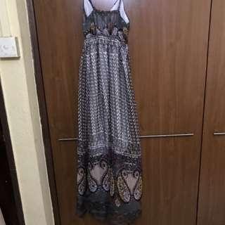 FAST DEAL Bohemian Design Long Dress