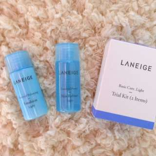 Laneige Basic Care Light