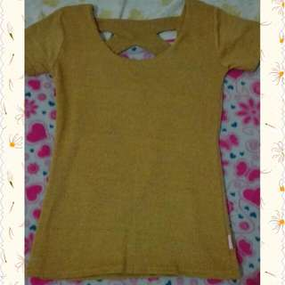 Blouse Fit To Small or Medium Built Stretchable