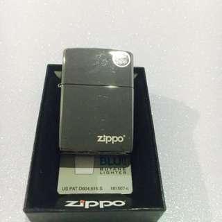 Black Ice Zippo