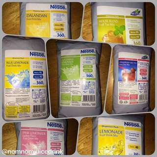 Nestle Juice Drink