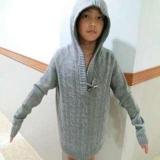 Terranova Knitted Hoodie