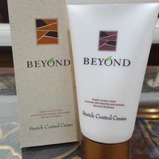 BEYOND STRETCH MARK CONTROL CREAM