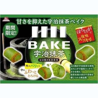 BAKE抹茶味期間限定6/15收單