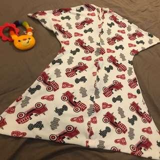 Baby Swaddle Sleep Suit