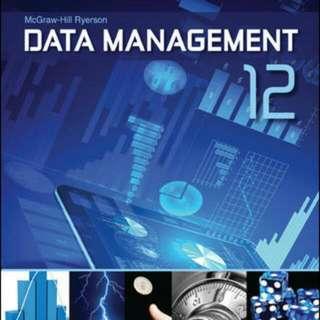 Data Management Mcgraw Hill