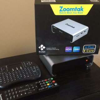 Zoomtak Android Box