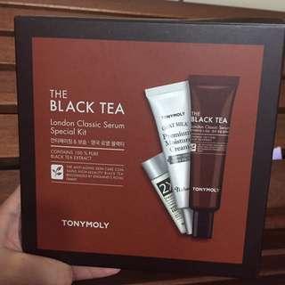 Tonymoly - the black tea, london classic serum special kit