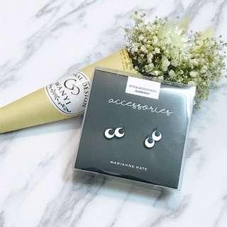 [韓國]超可愛大眼👀純銀耳環