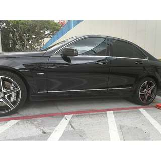 Mercedes - Benz C180K (With lots of good stuff in sale)