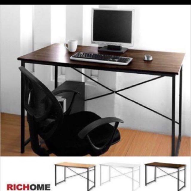 簡單美學工作桌(3色可選)