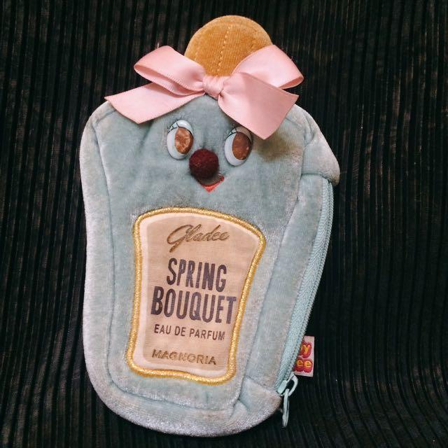 香水瓶玩偶