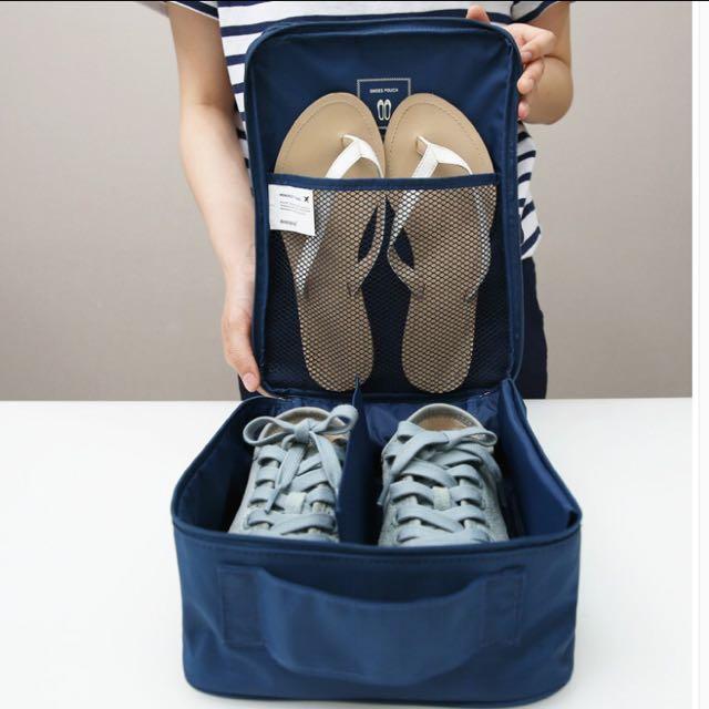 出國必備大容量防水鞋袋