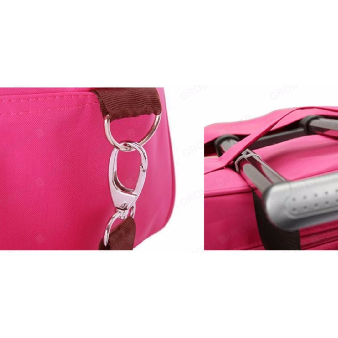 拉桿套位多功能旅行袋