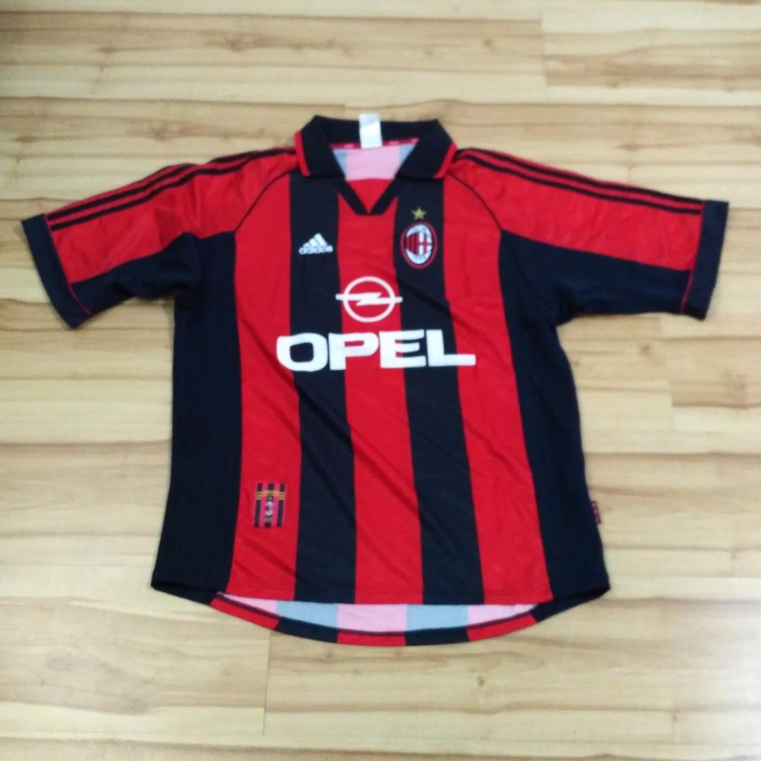 buy online 8e9a3 1a21c AC Milan Kit Size L