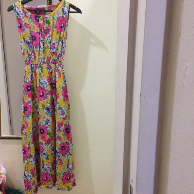 ADA Flowery Summer Dress