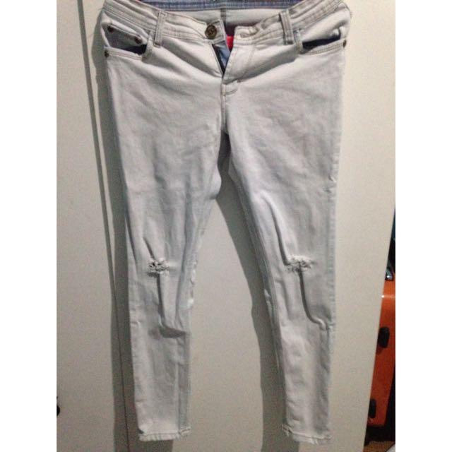 Ada regular waist jeans