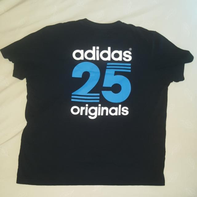 Adidas Originals Nigo 25 Boxy Tee Size XL