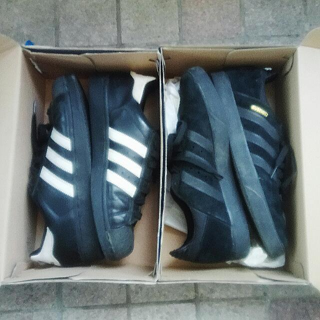 Adidas Shoes Bundle / Superstar X Busenitz