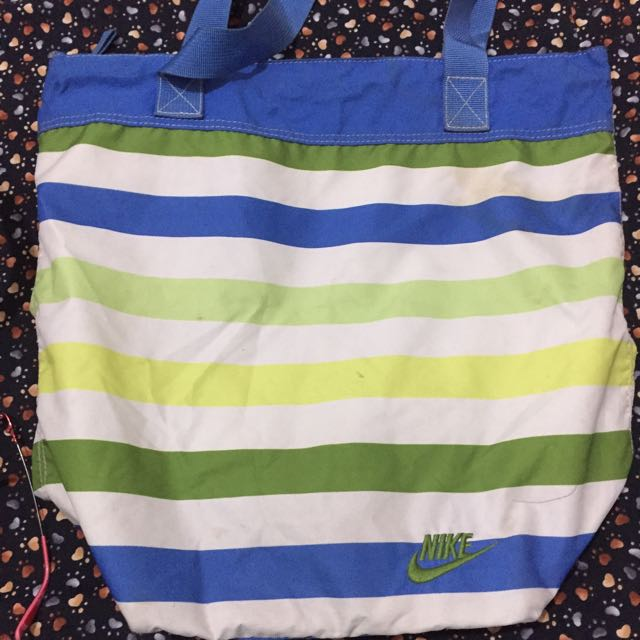 Authentic Preloved Nike Bag