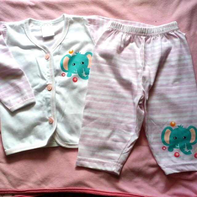 Baby Pajamas & Longsleeve