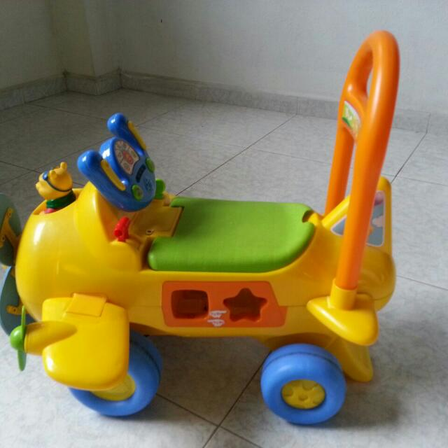 Baby Walker and Push Seat