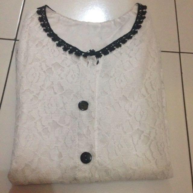 Baju Brokat
