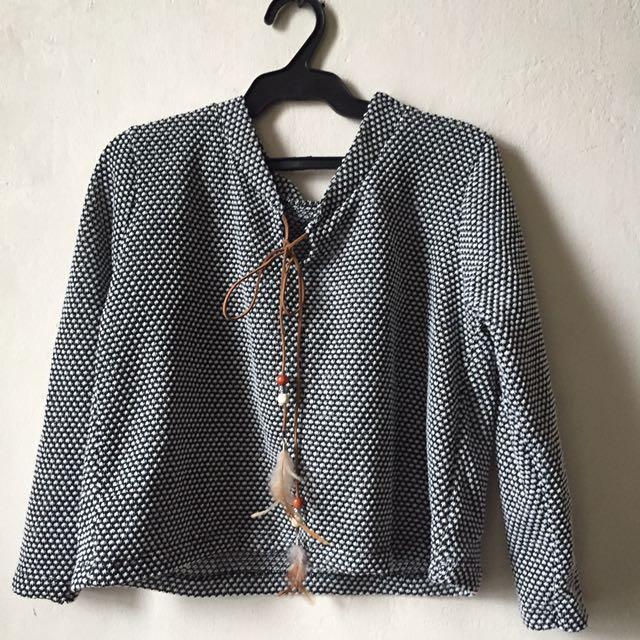 Bangkok - Knitted Pullover