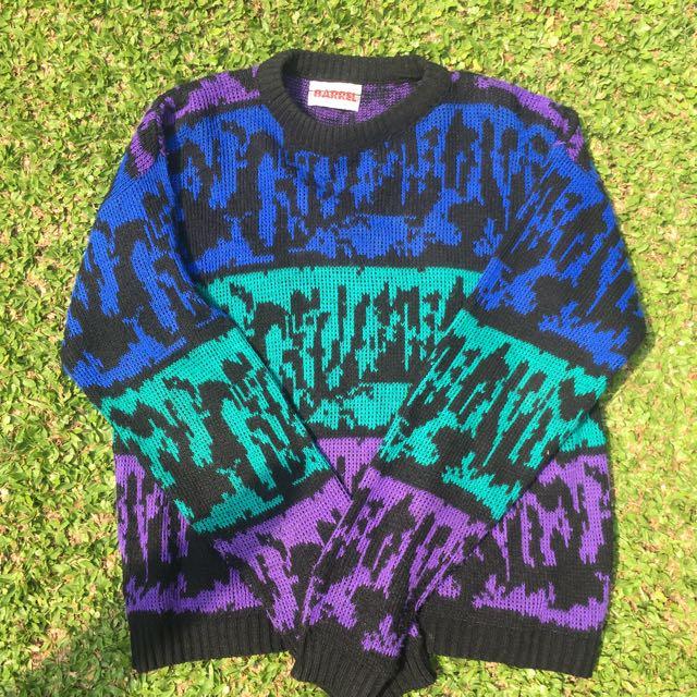 Barrel Sweater