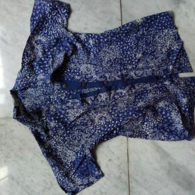 Batik Semi Kebaya