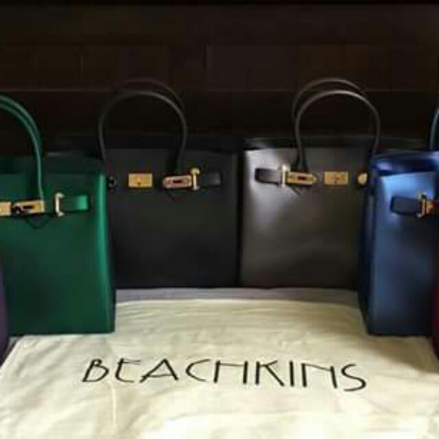 Beachkins Bags (Matte)