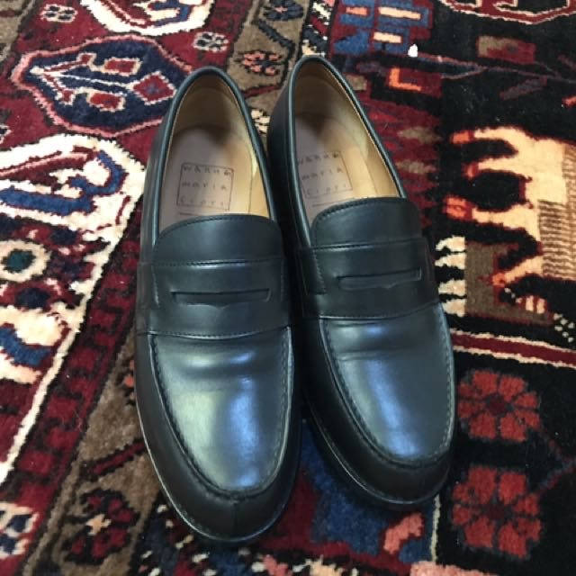 Beautiful Leather Loafers - 9/40
