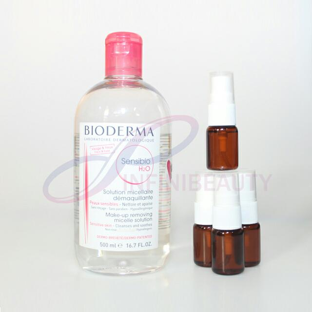 Bioderma Sensibio H2O Micellar Water [SHARE IN JAR]