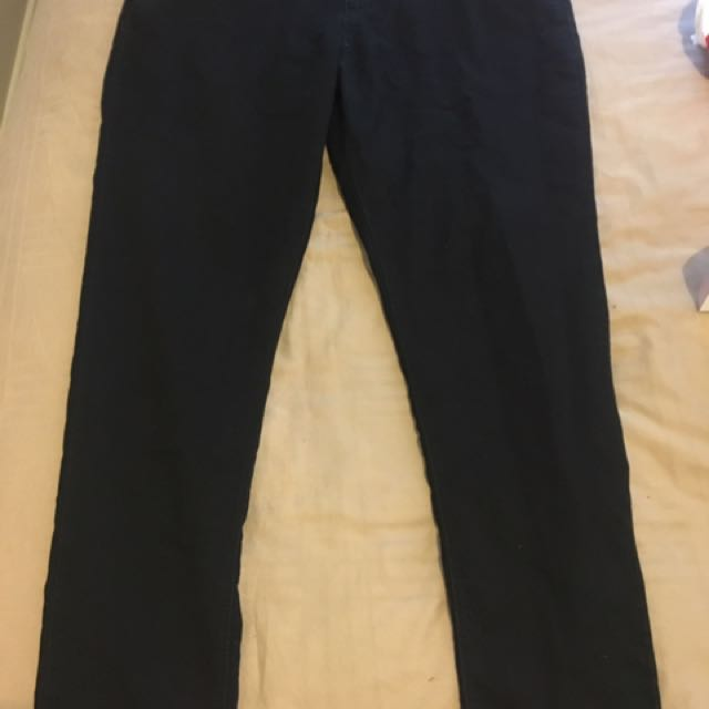Black Jeans Size 18