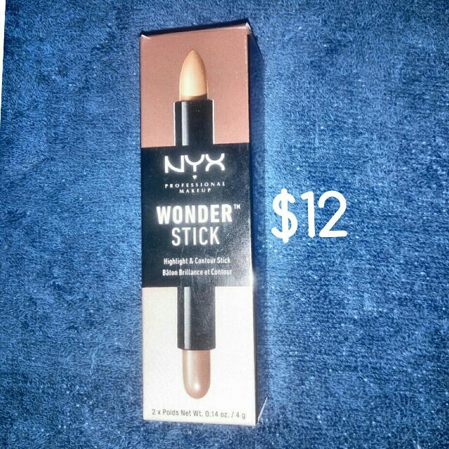 💥PRICE DROP💥 BNIB Nyx Wonder Stick: Highlight And Contour Stick