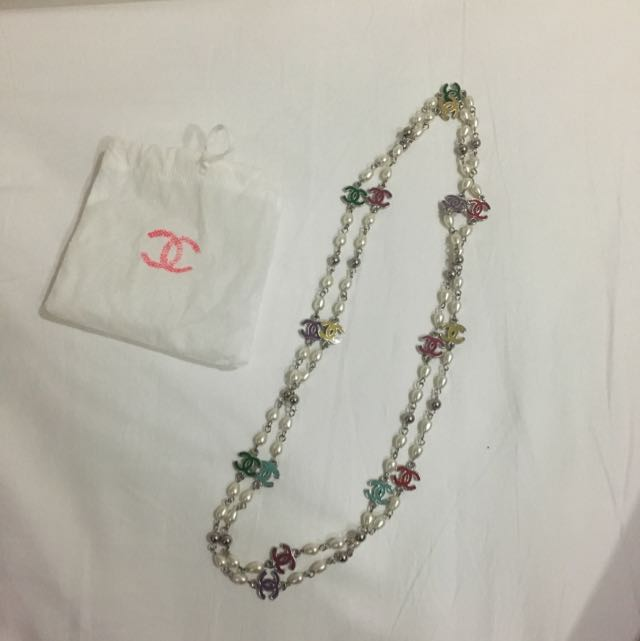 Brand New Chanel Inspired Necklace