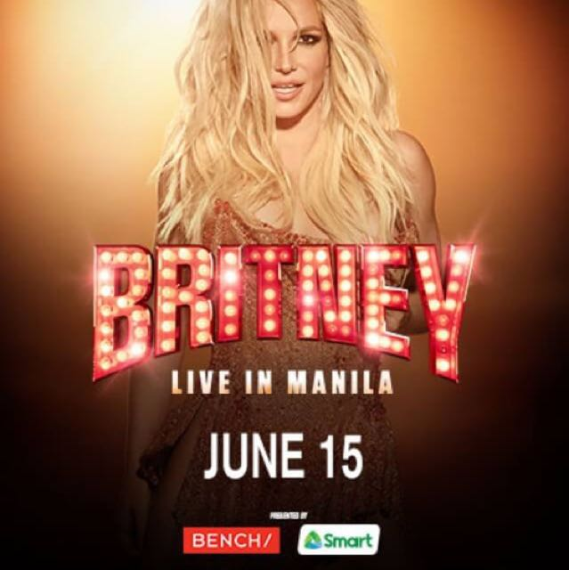 britney spears live in manila patron A