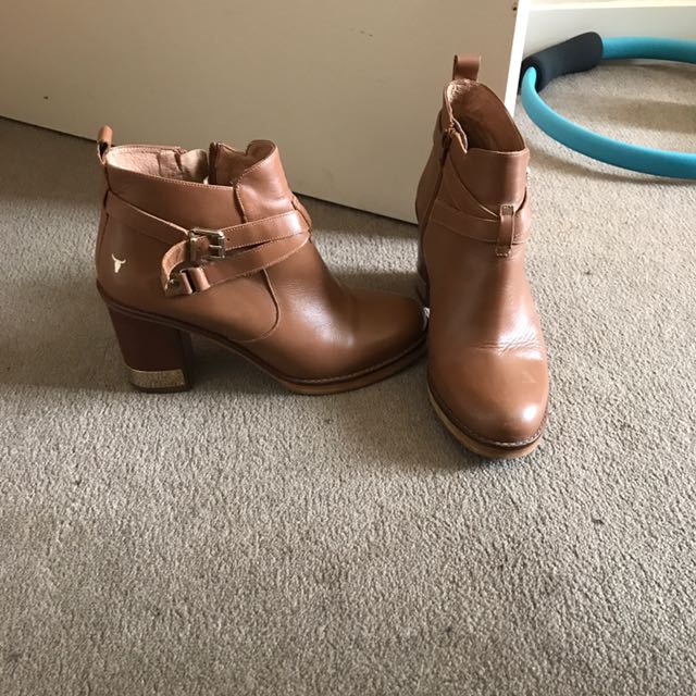 Brown Windsor Smith Boots